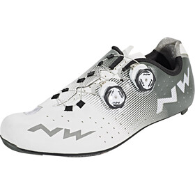 Northwave Revolution Sko Herrer, white/grey